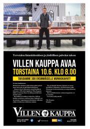 Villen Kauppa -liite 9.6.2021