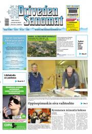 Oriveden Sanomat 07.03.2013