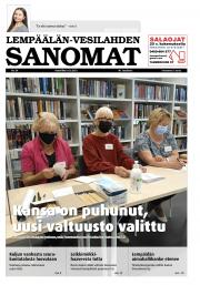 Lempäälän-Vesilahden Sanomat 16.6.2021
