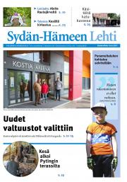 Sydän-Hämeen Lehti 16.6.2021