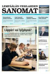 Lempäälän-Vesilahden Sanomat 11.03.2013