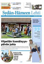Sydän-Hämeen Lehti 23.6.2021