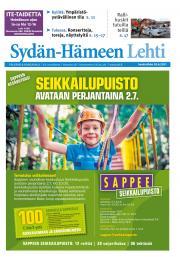 Sydän-Hämeen Lehti 30.6.2021