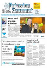 Oriveden Sanomat 12.03.2013