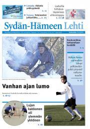 Sydän-Hämeen Lehti 13.03.2013