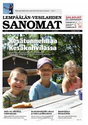 Lempäälän-Vesilahden Sanomat 7.7.2021