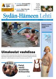 Sydän-Hämeen Lehti 14.7.2021