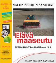 Salon Seudun Sanomat - Liitteet