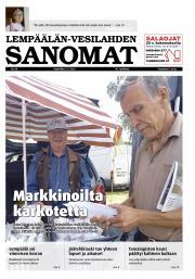 Lempäälän-Vesilahden Sanomat 21.7.2021