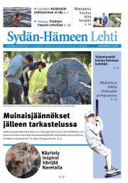Sydän-Hämeen Lehti 21.7.2021