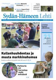 Sydän-Hämeen Lehti 28.7.2021