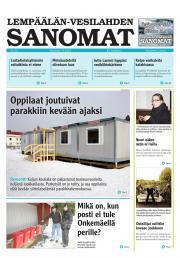 Lempäälän-Vesilahden Sanomat 18.03.2013