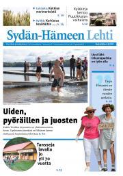 Sydän-Hämeen Lehti 4.8.2021