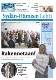 Sydän-Hämeen Lehti 20.03.2013