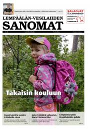 Lempäälän-Vesilahden Sanomat 18.8.2021