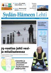 Sydän-Hämeen Lehti 18.8.2021