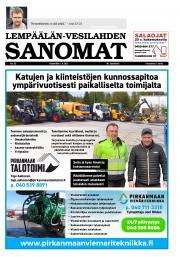 Lempäälän-Vesilahden Sanomat 1.9.2021
