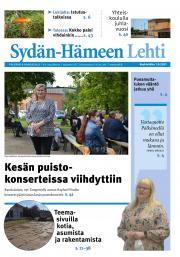 Sydän-Hämeen Lehti 1.9.2021