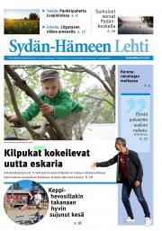 Sydän-Hämeen Lehti 8.9.2021