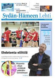 Sydän-Hämeen Lehti 26.03.2013