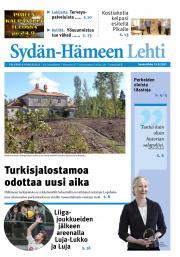 Sydän-Hämeen Lehti 15.9.2021