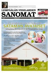 Lempäälän-Vesilahden Sanomat 22.9.2021