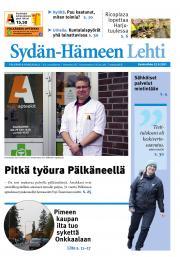 Sydän-Hämeen Lehti 22.9.2021