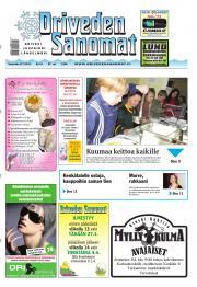 Oriveden Sanomat 27.03.2013