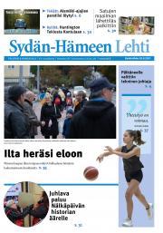 Sydän-Hämeen Lehti 29.9.2021