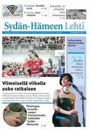 Sydän-Hämeen Lehti 03.04.2013