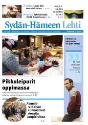 Sydän-Hämeen Lehti 13.10.2021