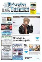 Oriveden Sanomat 04.04.2013