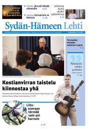 Sydän-Hämeen Lehti 20.10.2021