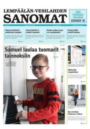 Lempäälän-Vesilahden Sanomat 08.04.2013