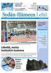 Sydän-Hämeen Lehti 10.04.2013