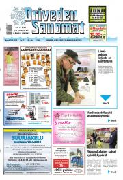Oriveden Sanomat 11.04.2013