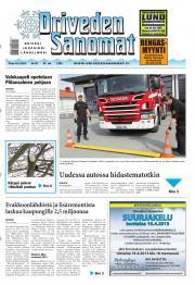 Oriveden Sanomat 16.04.2013