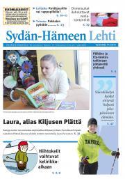 Sydän-Hämeen Lehti 17.04.2013