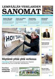 Lempäälän-Vesilahden Sanomat 18.04.2013