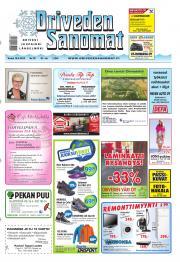 Oriveden Sanomat 18.04.2013