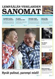 Lempäälän-Vesilahden Sanomat 22.04.2013