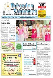 Oriveden Sanomat 23.04.2013