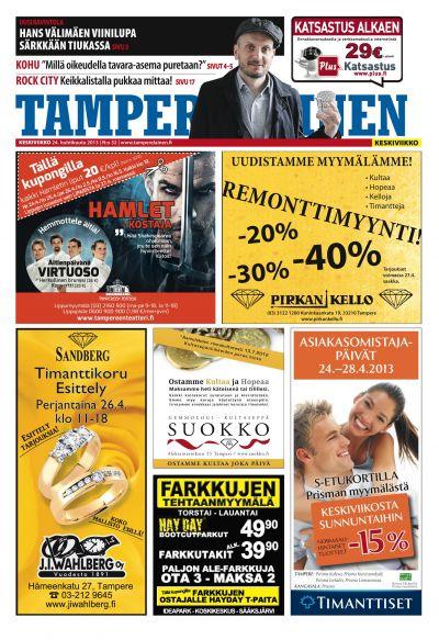 Tamperelainen Lehti