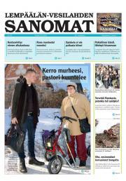 Lempäälän-Vesilahden Sanomat 25.04.2013