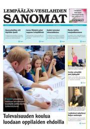 Lempäälän-Vesilahden Sanomat 02.05.2013