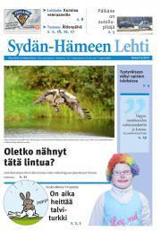 Sydän-Hämeen Lehti 07.05.2013