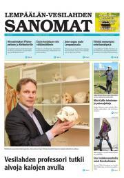 Lempäälän-Vesilahden Sanomat 13.05.2013