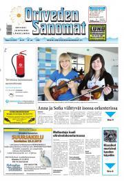 Oriveden Sanomat 14.05.2013