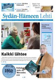 Sydän-Hämeen Lehti 15.05.2013