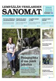 Lempäälän-Vesilahden Sanomat 16.05.2013